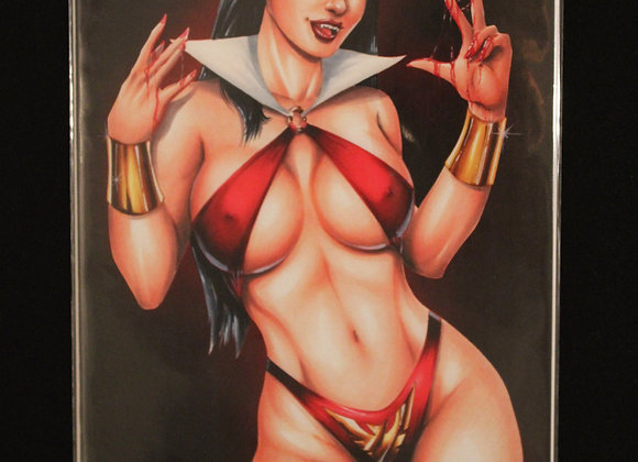 Vampirella 1 Virgin