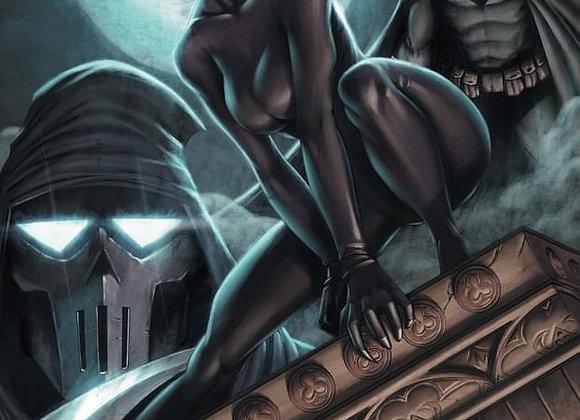 Batman catwoman 1 remark graded cgc