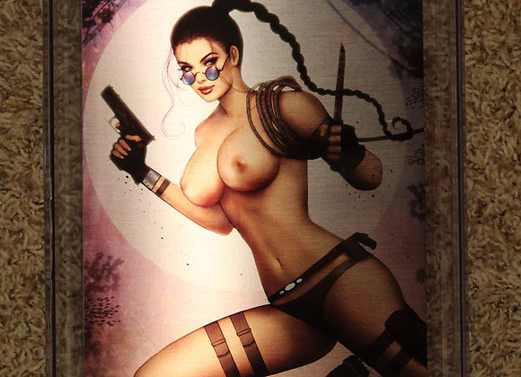 Persuasion 1 Lara purple topless metal edition