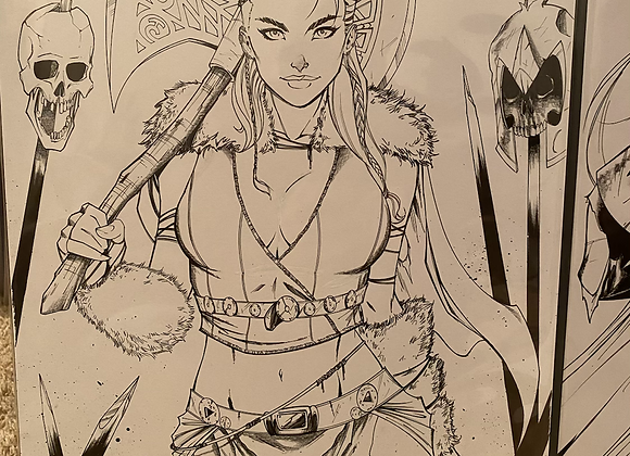 Shahrazad Viking cover