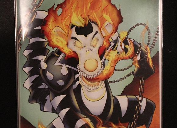 Tiggomverse Ghost Venom Virgin