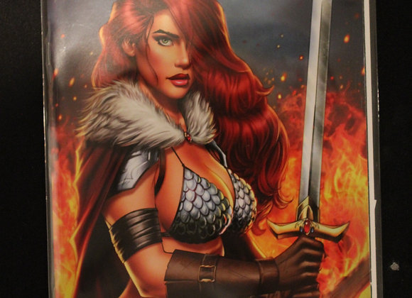 Red Sonja #2 Virgin