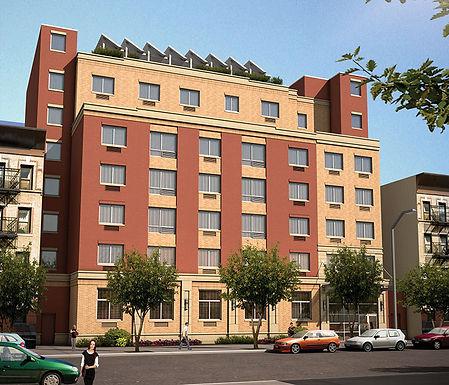 CB-Emmanuel Rlty. and its partners begin construction of 70-unit development