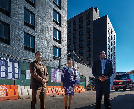 Black Developer Hires Black Owned Title Insurance Company for Multiple Deals Totaling $310M In Affordable Housing