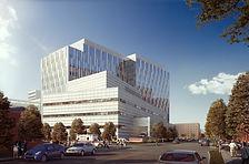 Coney Island Hospital Campus Renovation.