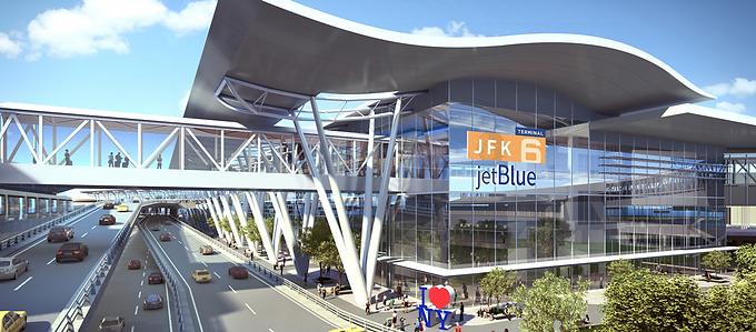 Transforming JFK Into A Modern 21st Century Airport
