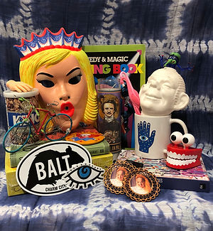 Gift Items at Sideshow