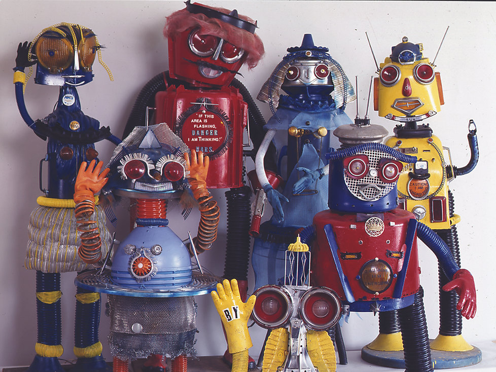 World's First Family of Robots