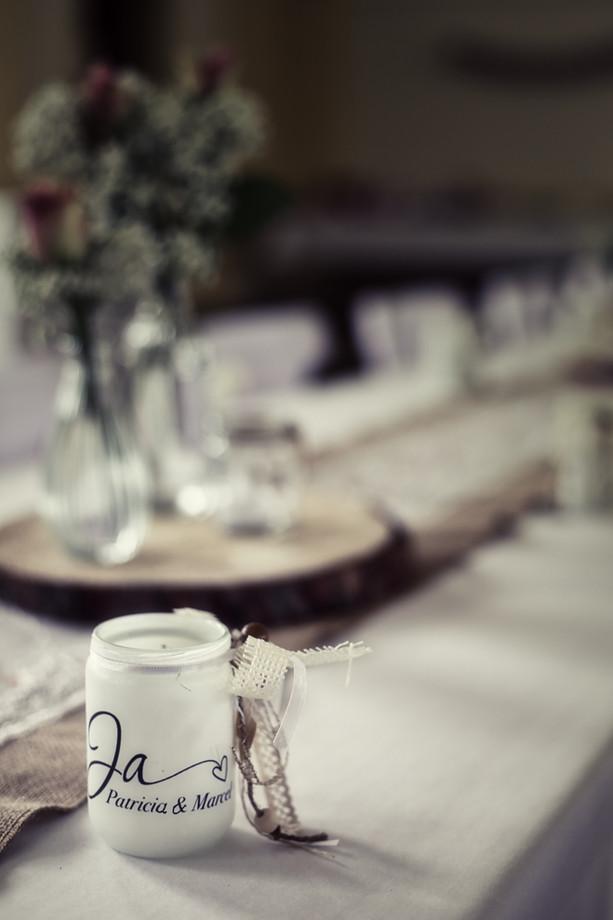 Lichtfee Hochzeitsdeko