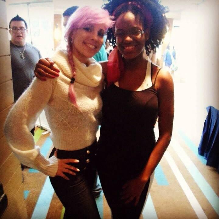 Sara Lopez & DJ Afrodeshiak