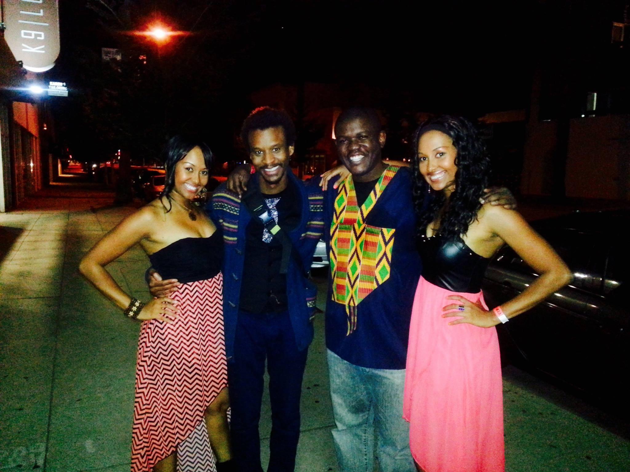 Kizomba Hollywood with Eddyvents