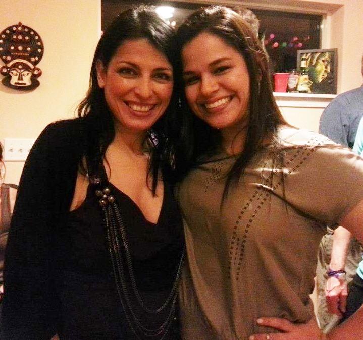 Riquita Alta & Karla Villarreal