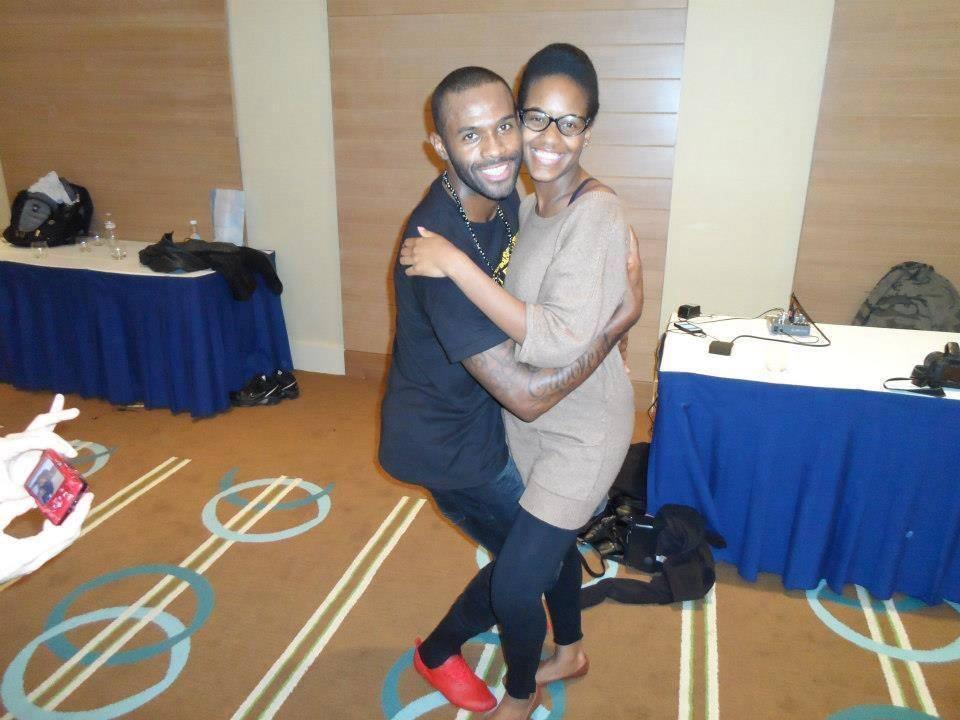DJ Afrodeshiak & Tony Pirata