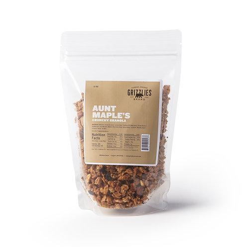 Aunt Maple's Crunchy Granola