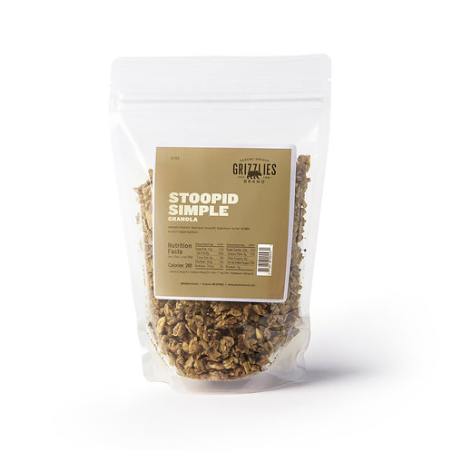Stoopid Simple Granola (Subscription)