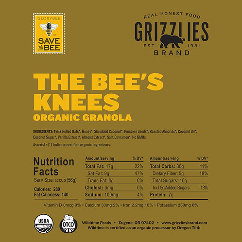 The Bees Knees - Bulk