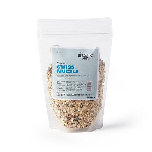 Organic Swiss Muesli