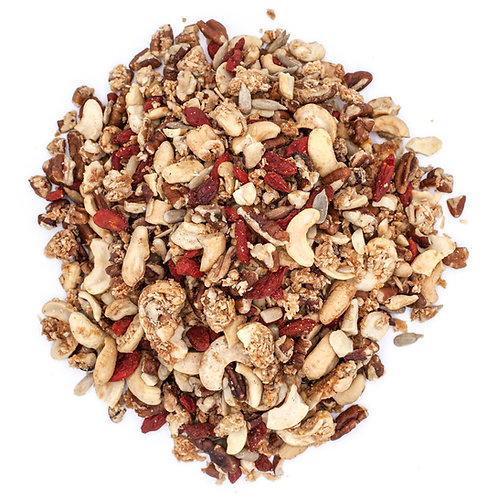 Salted Honey Goji Paleo Granola - Bulk