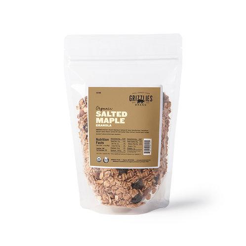 Organic Salted Maple Granola (Subscription)