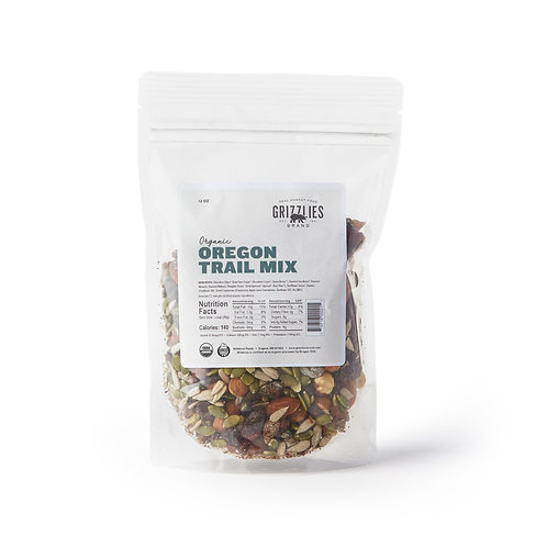 Organic Oregon Trail Mix