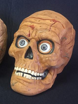 Rotting Skull props 2
