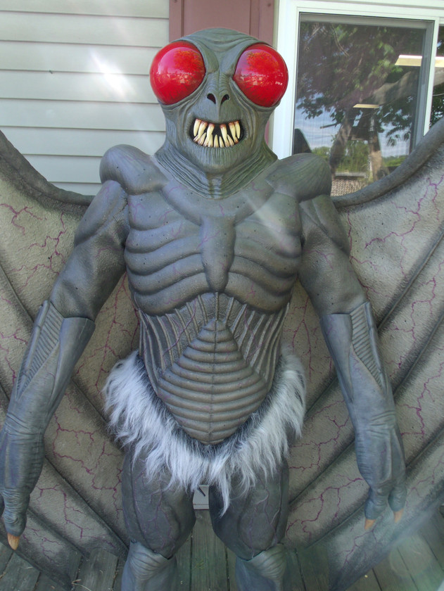 The MOTHMAN 2