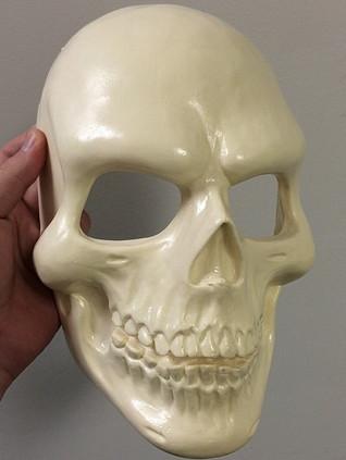 Skull mask 1