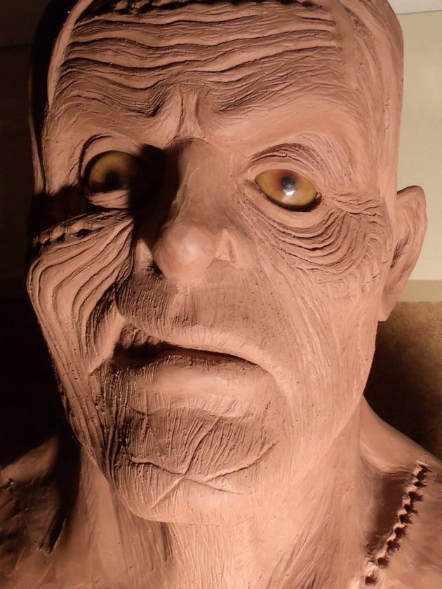 FRANKENSTEIN sculpture 3