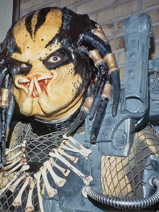 My PREDATOR mask 1