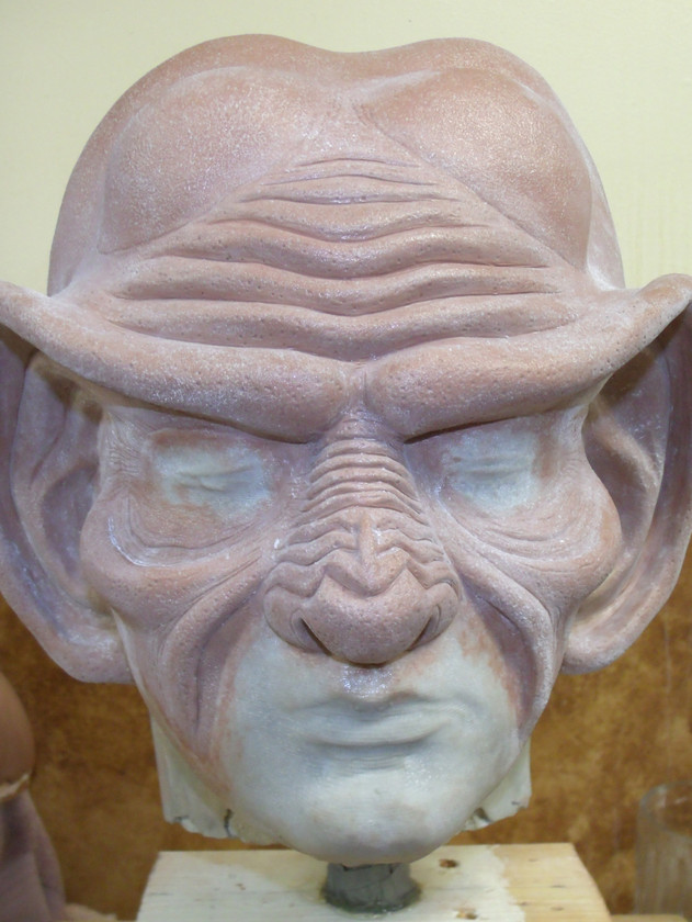 Ferengi sculpture