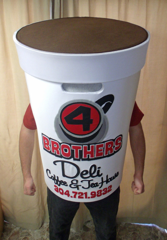 Four Brothers Coffee Cup