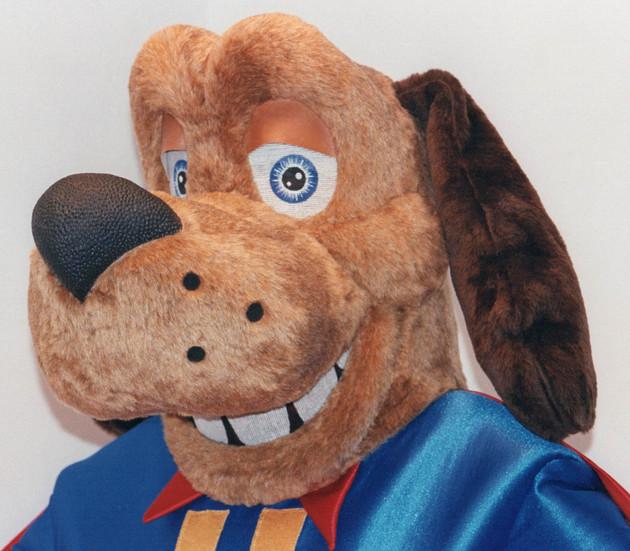 DOLLAR DOG head