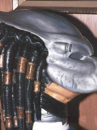 My PREDATOR mask 4