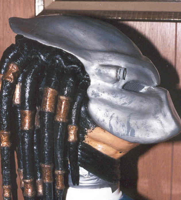 My PREDATOR mask 4