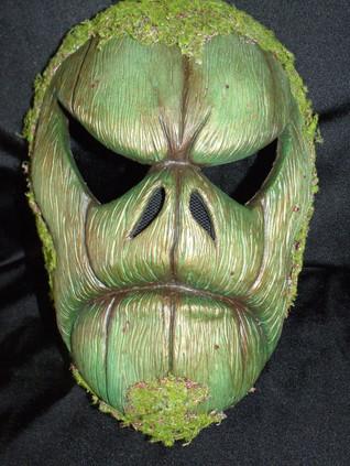 Swamp PUMPKIN mask