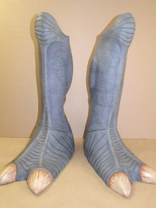 Mothman's LEGS