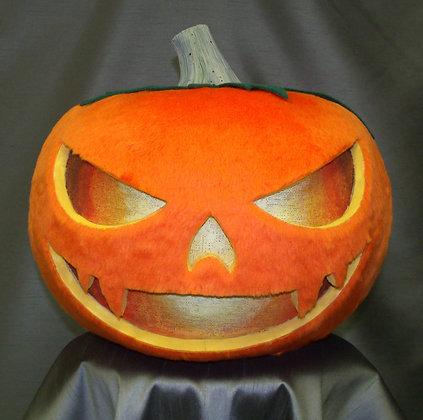 Jack-O-Lantern (foam, sinister)