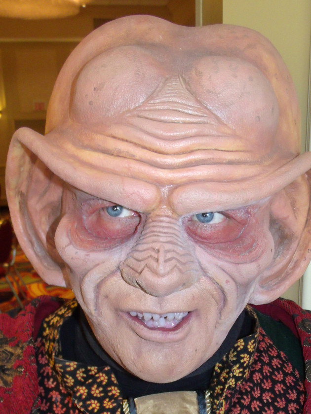 Ferengi foam latex appliance