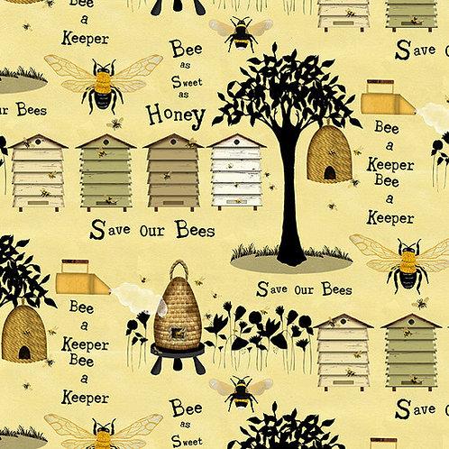 Various Bee Keeper Motifs