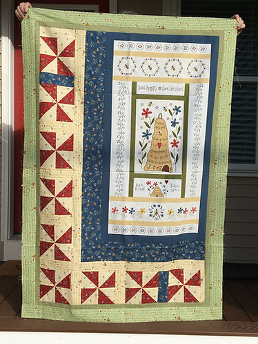 All About The Bees Quilt Project