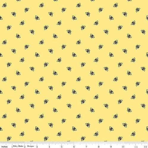 Honey Run Bee Yellow