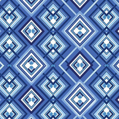 Shimmer Diamonds Blue