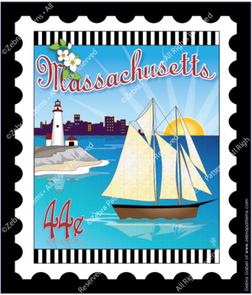Massachusetts Stamp Panel