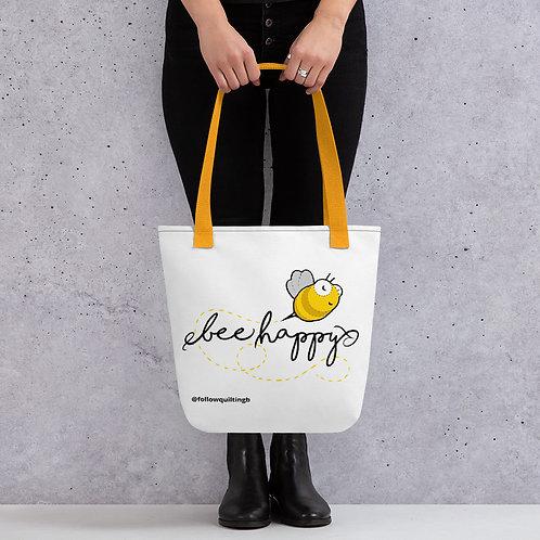Bee-Happy Tote bag