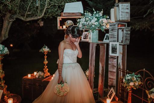 Scena per matrimonio