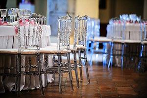 noleggio sedie per matrimonio benevento