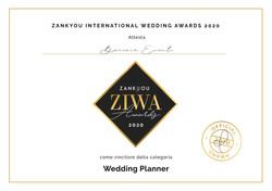 Ziwa Awards 2020 Zank You