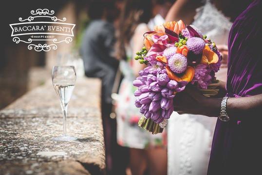Bouquet damigelle matrimonio