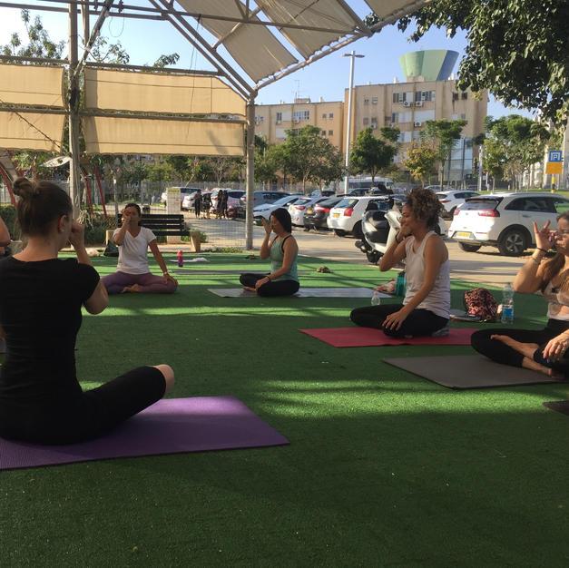 תרגול פרניאמה - נשימה מודעת