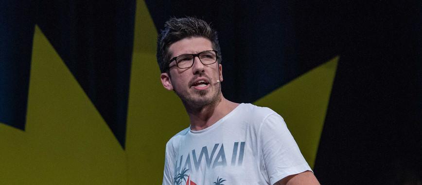TINCON Speaker 2018